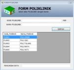 form poliklinik