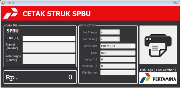 Aplikasi Struk SPBU_2